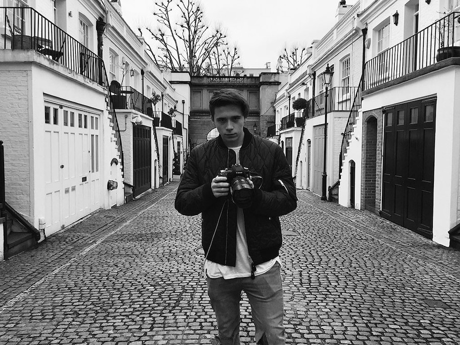Brooklyn Beckham, Photographer, Burberry