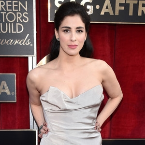 Sarah Silverman, SAG Awards 2016