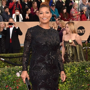 Queen Latifah, SAG Awards 2016, Arrivals
