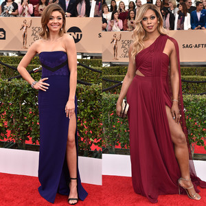 Fashion Police: SAG Awards 2016