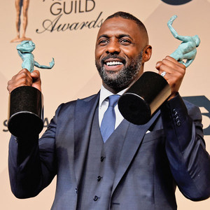 Idris Elba, SAG Awards, Winner, 2 Statues