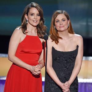 Tina Fey, Amy Poehler, SAG Awards, Show