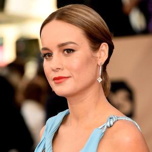 Brie Larson, SAG Awards 2016, Beauty