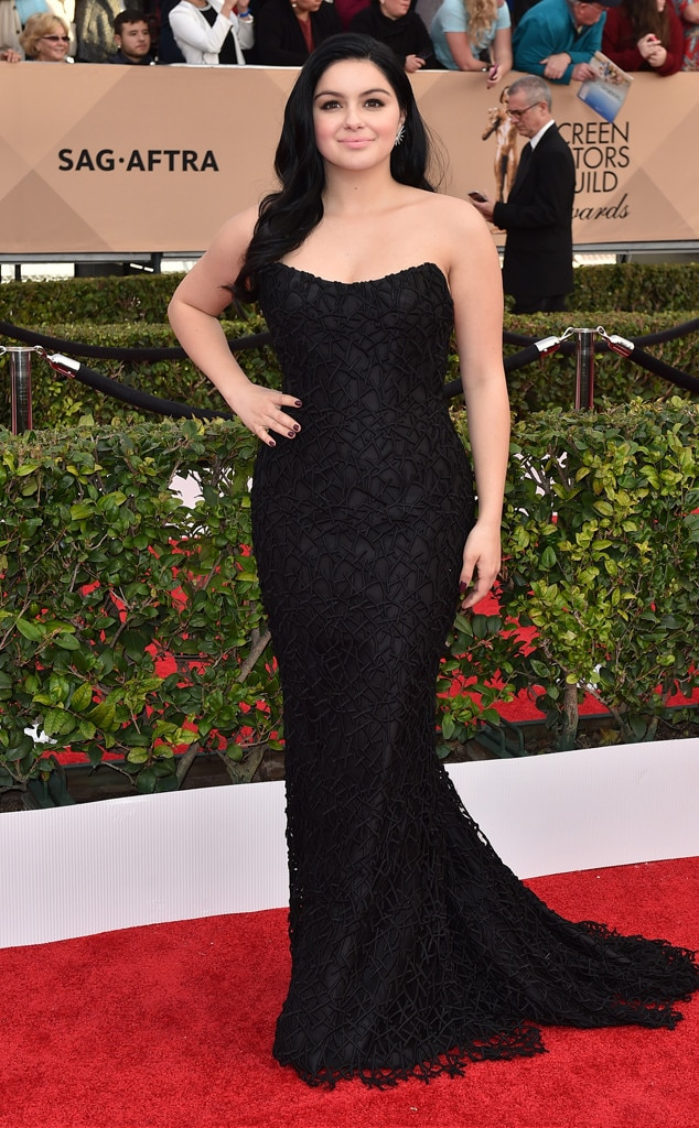 Ariel Winter, SAG Awards 2016, Arrivals