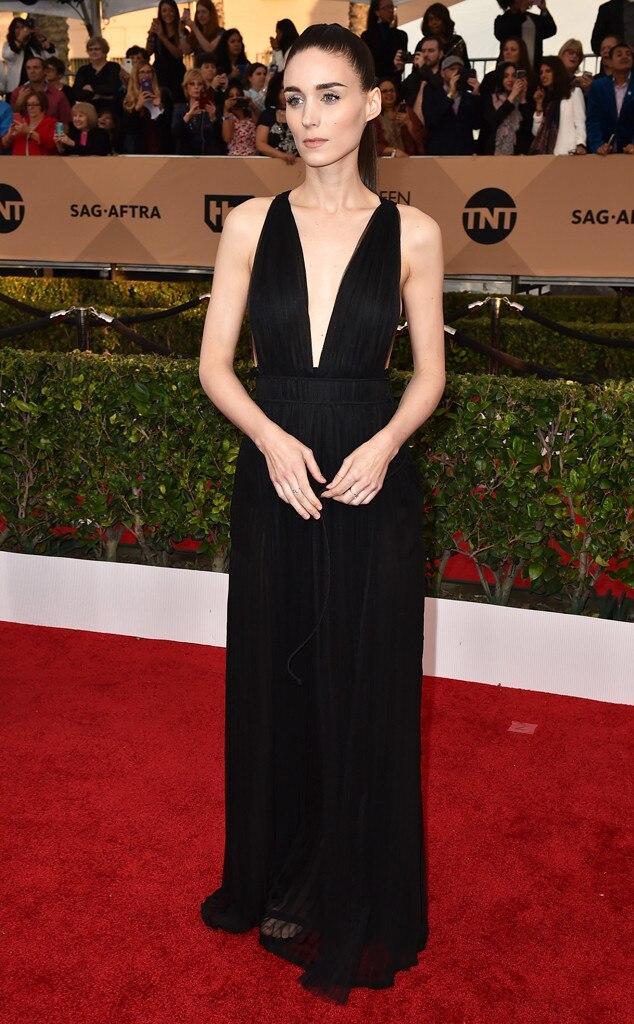 Rooney Mara SAG Awards 2016, Arrivals