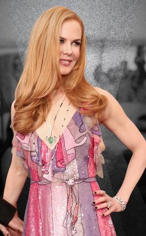 Nicole Kidman, Worst Dressed Gallery Cover SAG Awards 2016