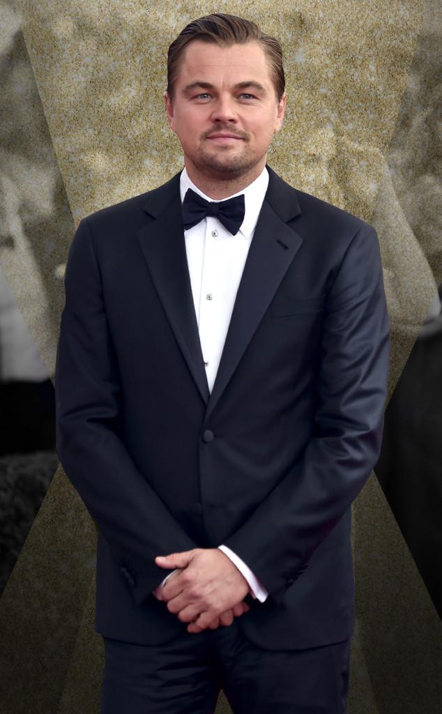 Leonardo DiCaprio, Best Dressed Mens, Gallery Cover