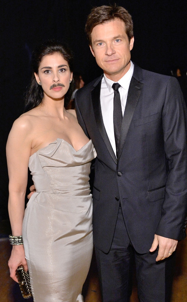 Sarah Silverman, Jason Bateman, SAG Awards 2016, Candids