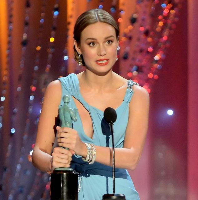 Brie Larson, SAG Awards, Winners
