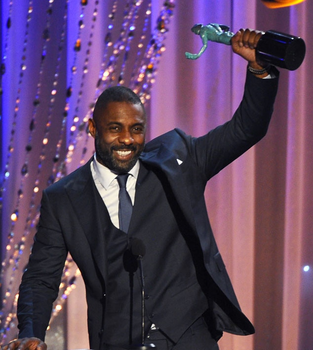 Idris Elba, SAG Awards 2016, Winners