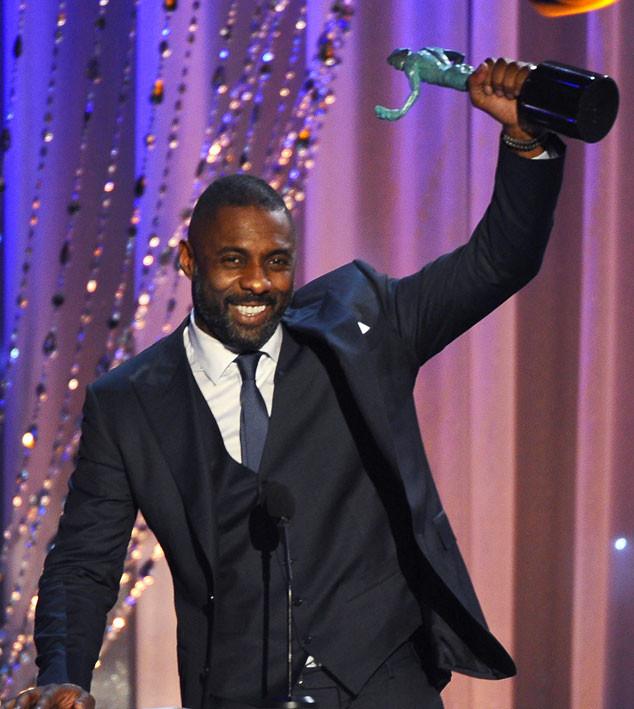 Idris Elba, SAG Awards 2016, Winners