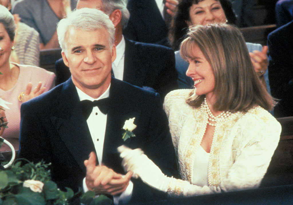 Father of the Bride, Steve Martin, Diane Keaton