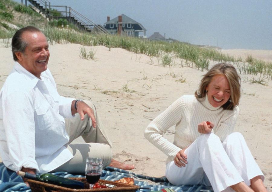 Something's Gotta Give, Jack Nicholson, Diane Keaton