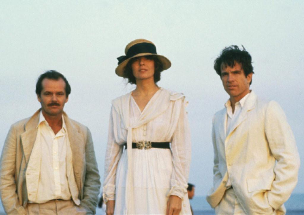 Reds, Warren Beatty, Jack Nicholson, Diane Keaton