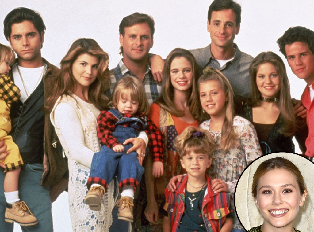 Elizabeth Olsen on Fuller House? John Stamos Says ...