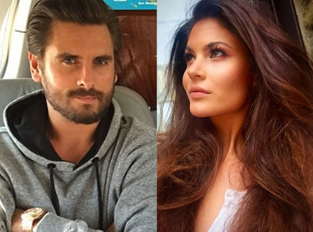 Admirable Scott Disick Moves On With Lina Sandberg Six Months After Kourtney Hairstyle Inspiration Daily Dogsangcom