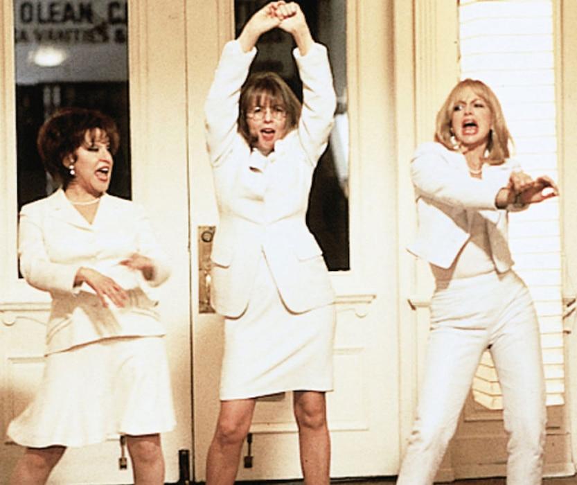 First Wives' Club, Diane Keaton
