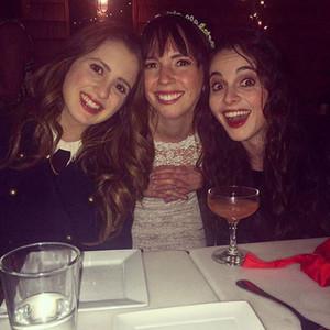 Danielle Morrow, Vanessa Marano, Laura Marano