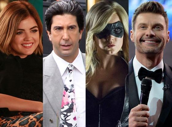 Pretty Little Liars, American Crime Story, Legends of Tomorrow, American Idol
