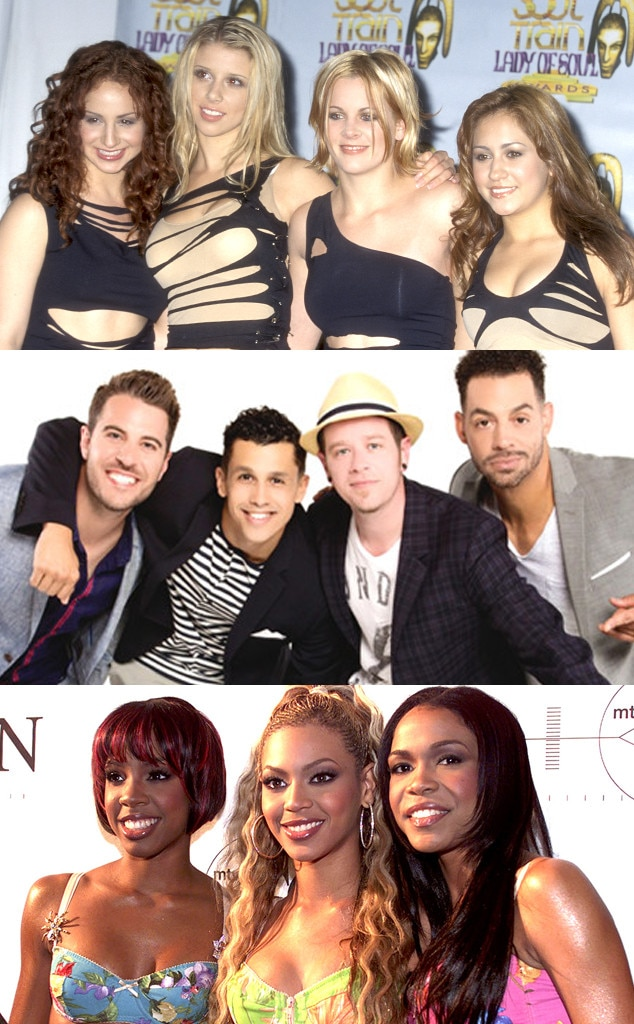 Destiny's Child, O-Town, Dream, 90's Pop