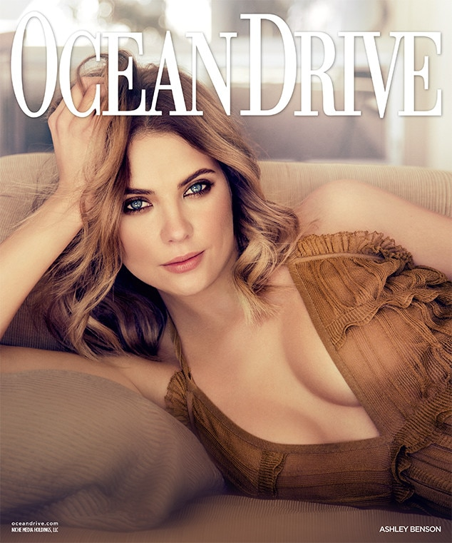 Ashley Benson, Ocean Drive