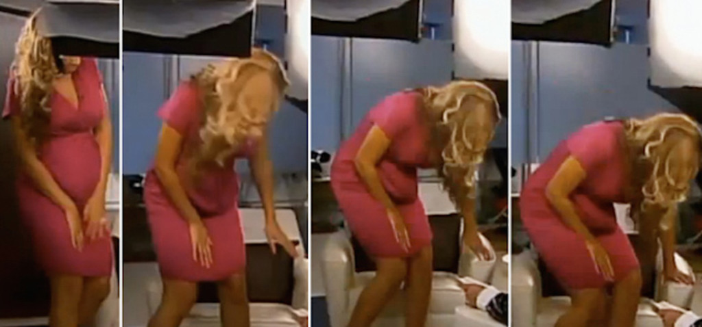 Beyonce Knowles, Baby Bump