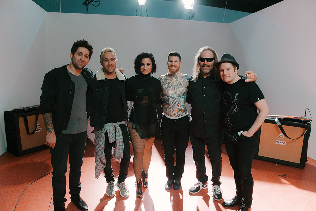 Fall Out Boy, Demi Lovato