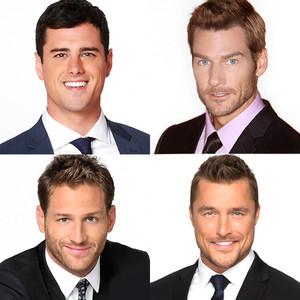 The Bachelor, Ben Higgins, Juan Pablo Galavis, Brad Womack, Chris Soules
