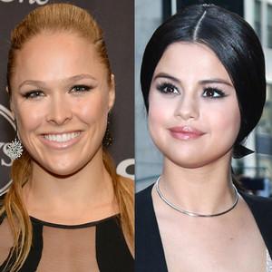 Selena Gomez, Ronda Rousey