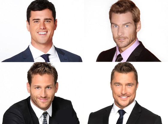 The Bachelor, Ben Higgins, Juan Pablo Galavis, Brad Womack, Chris Soules