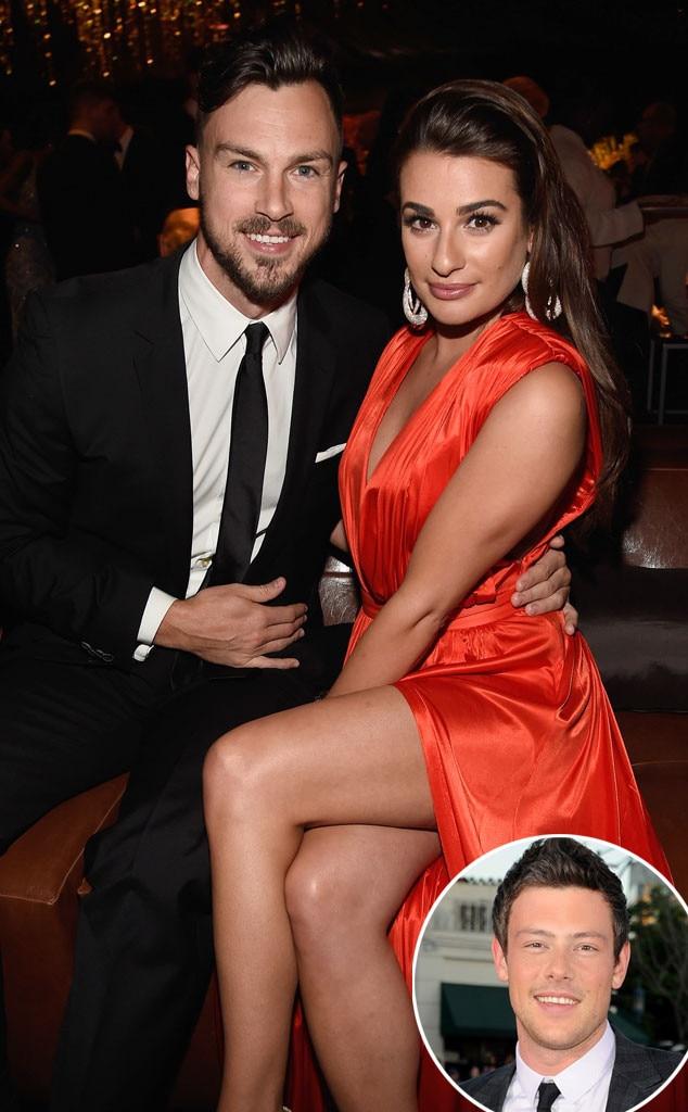 Lea Michele au sujet de son petit ami, Matthew Paetz ...