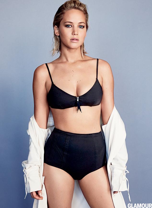 Jennifer Lawrence, Glamour
