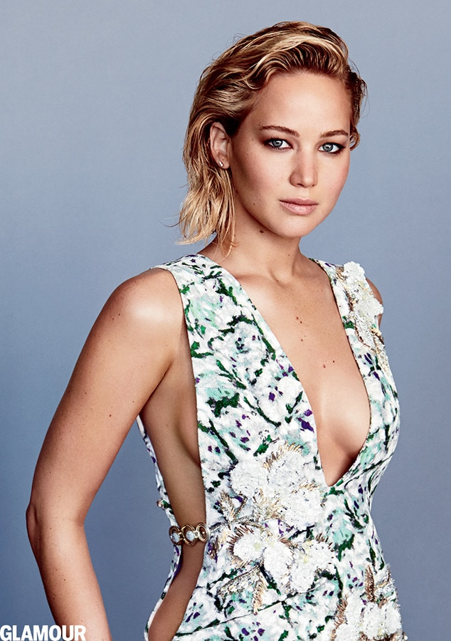 Jennifer Lawrence, Glamour