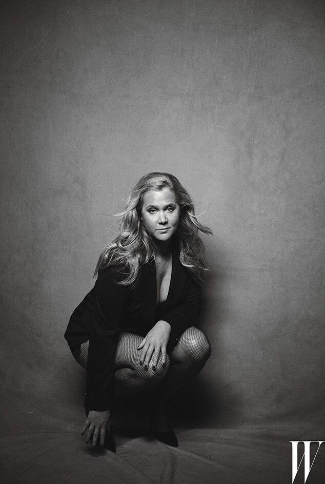 Amy Schumer, W Magazine