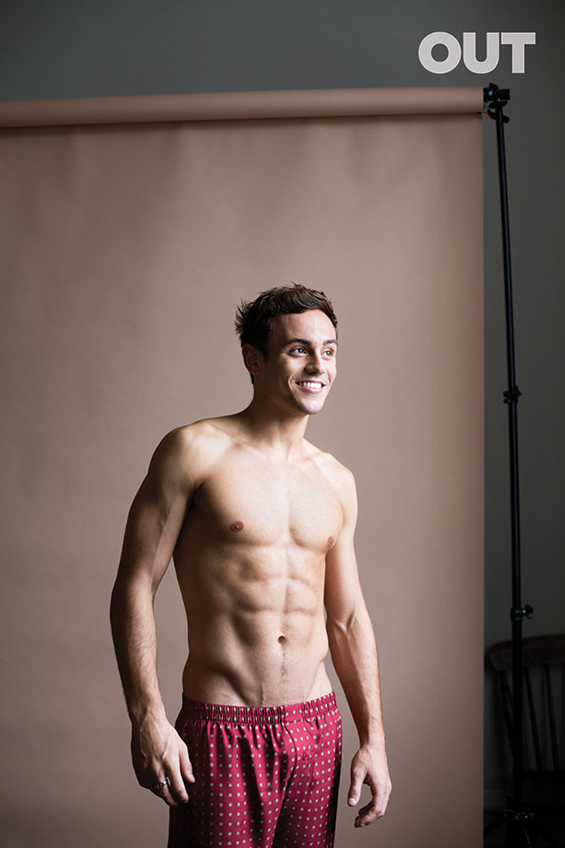 Tom Daley, Out