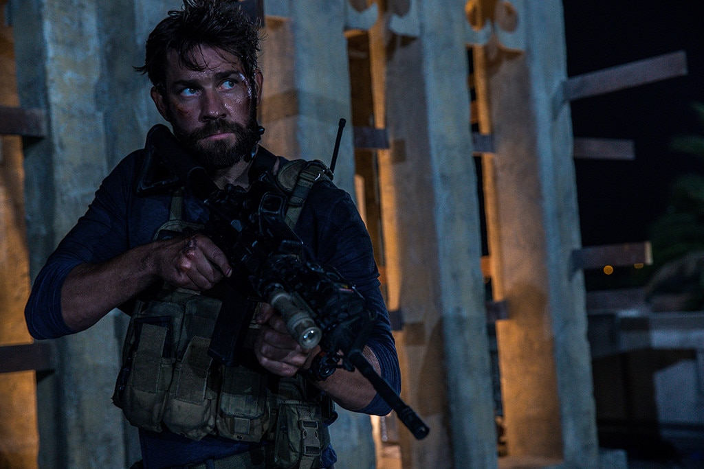 John Krasinski, 13 Hours: The Secret Soldiers of Benghazi