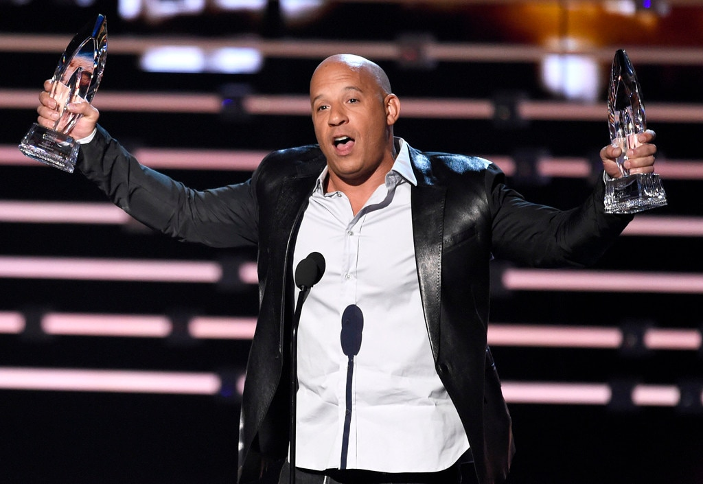 Vin Diesel, Peoples Choice Awards