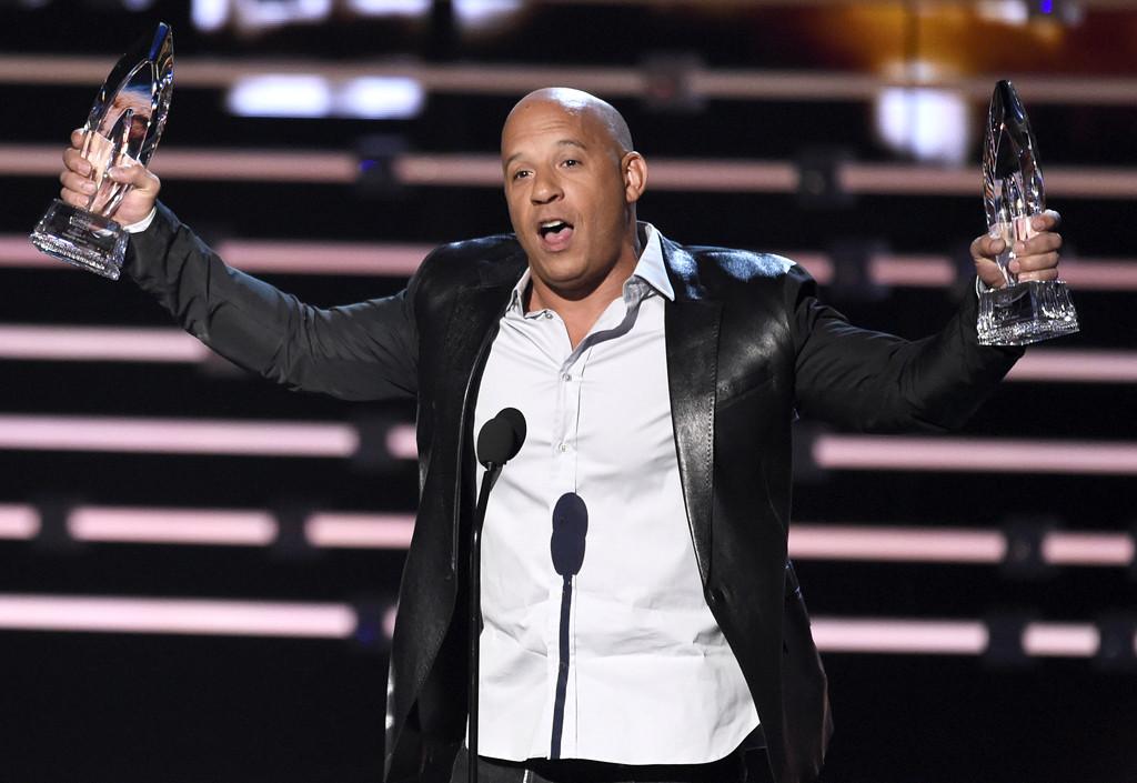 Vin Diesel, Peoples Choice Awards