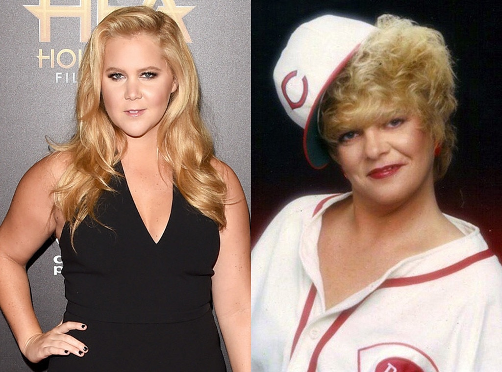 Amy Schumer Glamour Shots