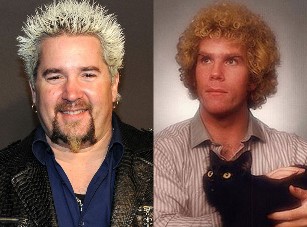 Guy Fieri Glamour Shots