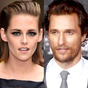 Kristen Stewart, Matthew McConaughey