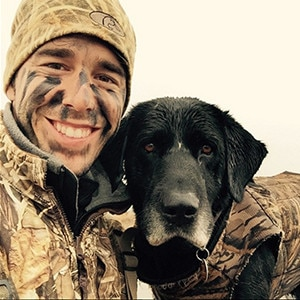 Craig Strickland, Dog Sam