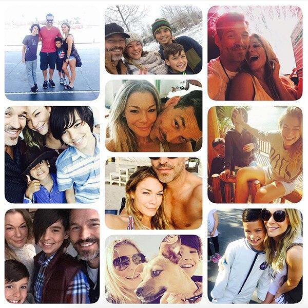 LeAnn Rimes, Instagram