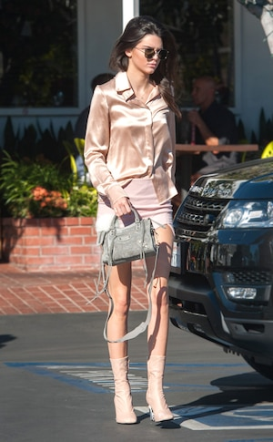 Kendall Jenner, ESC Booties
