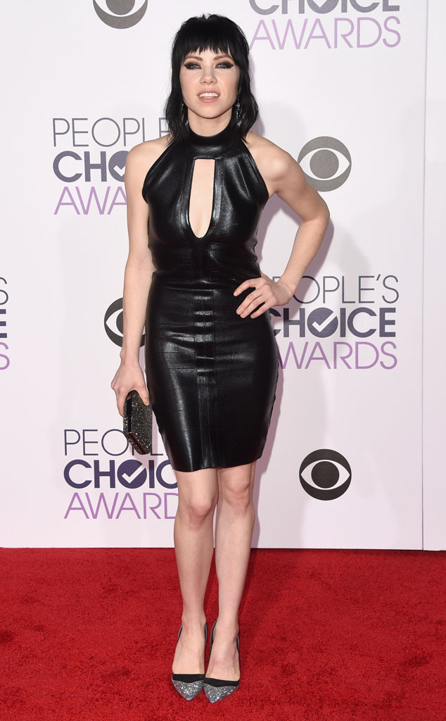 Carly Rae Jepsen, People's Choice Awards