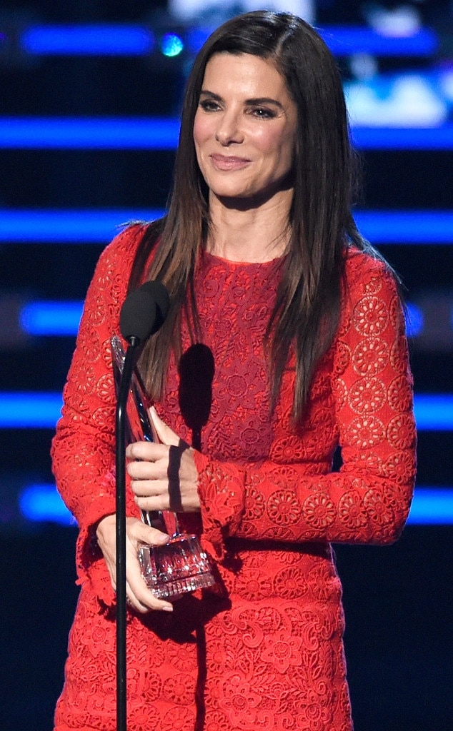 Sandra Bullock, Peoples Choice Awards