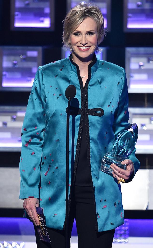 Jane Lynch, Peoples Choice Awards