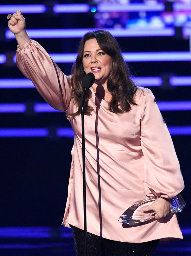 Melissa McCarthy, Peoples Choice Awards