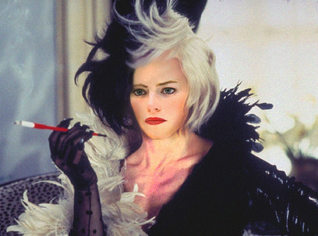Emma Stone In Talks To Play Cruella De Vil For Disney