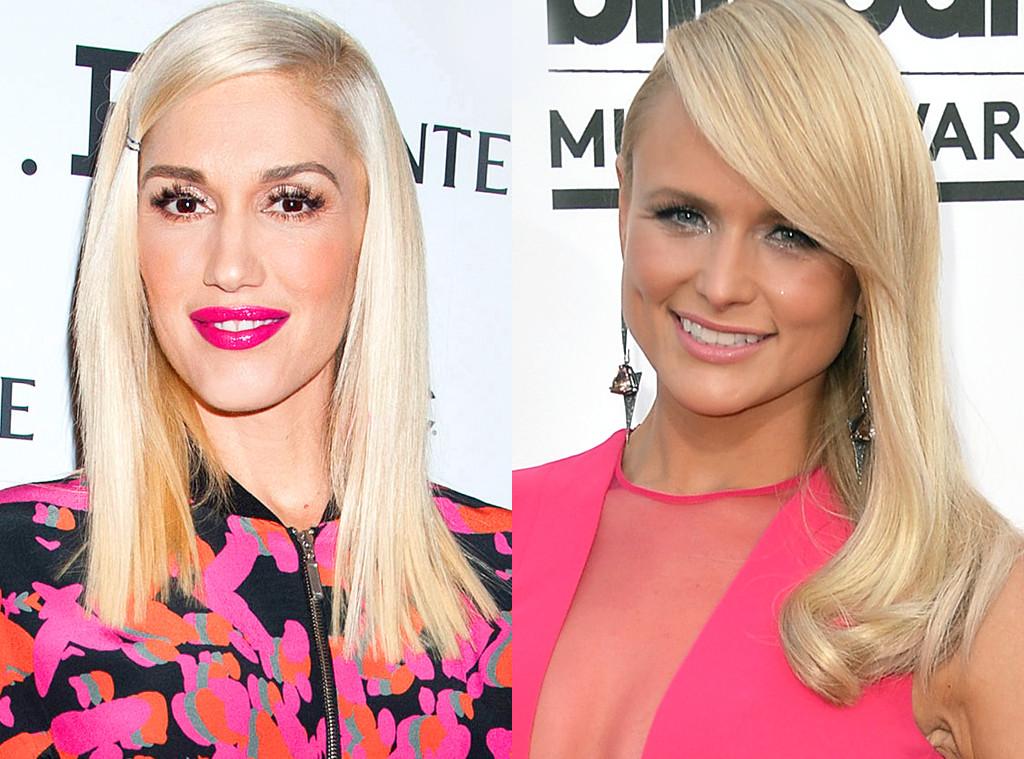 Miranda Lambert, Gwen Stefani